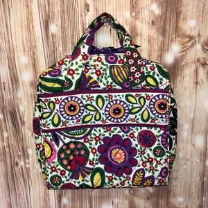 NEW! Vera Bradley Zip Around Organizer